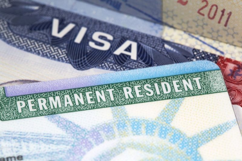 U -VISA – Way to get a green Card