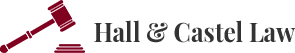 Hall & Castel Law Logo
